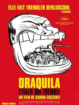 Draquila affiche 2