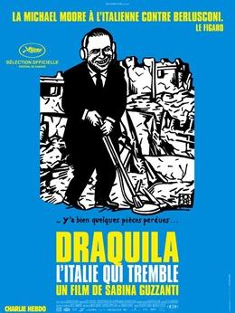 Draquila affiche 3