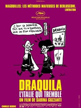 Draquila affiche 5