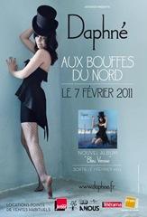 Daphné - concert