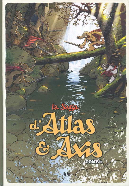 atlas et axis