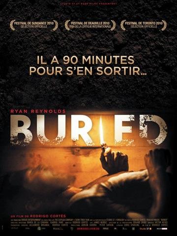 Buried dans LES AFFICHES DE FILMS