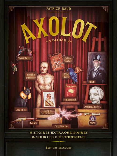 AXOLOT T2